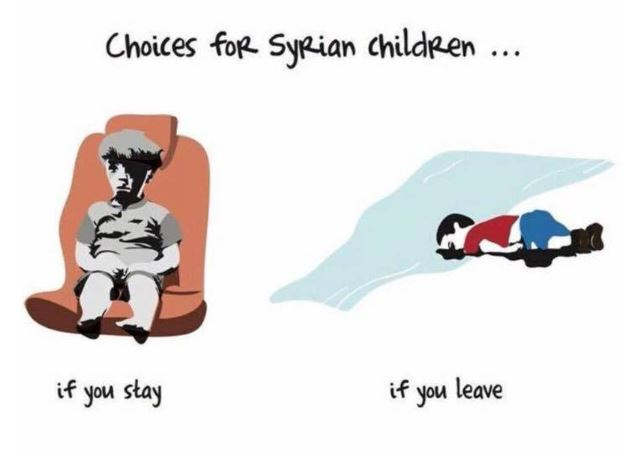 Khalid Albaih Syria cartoon credit Khalid Albaih