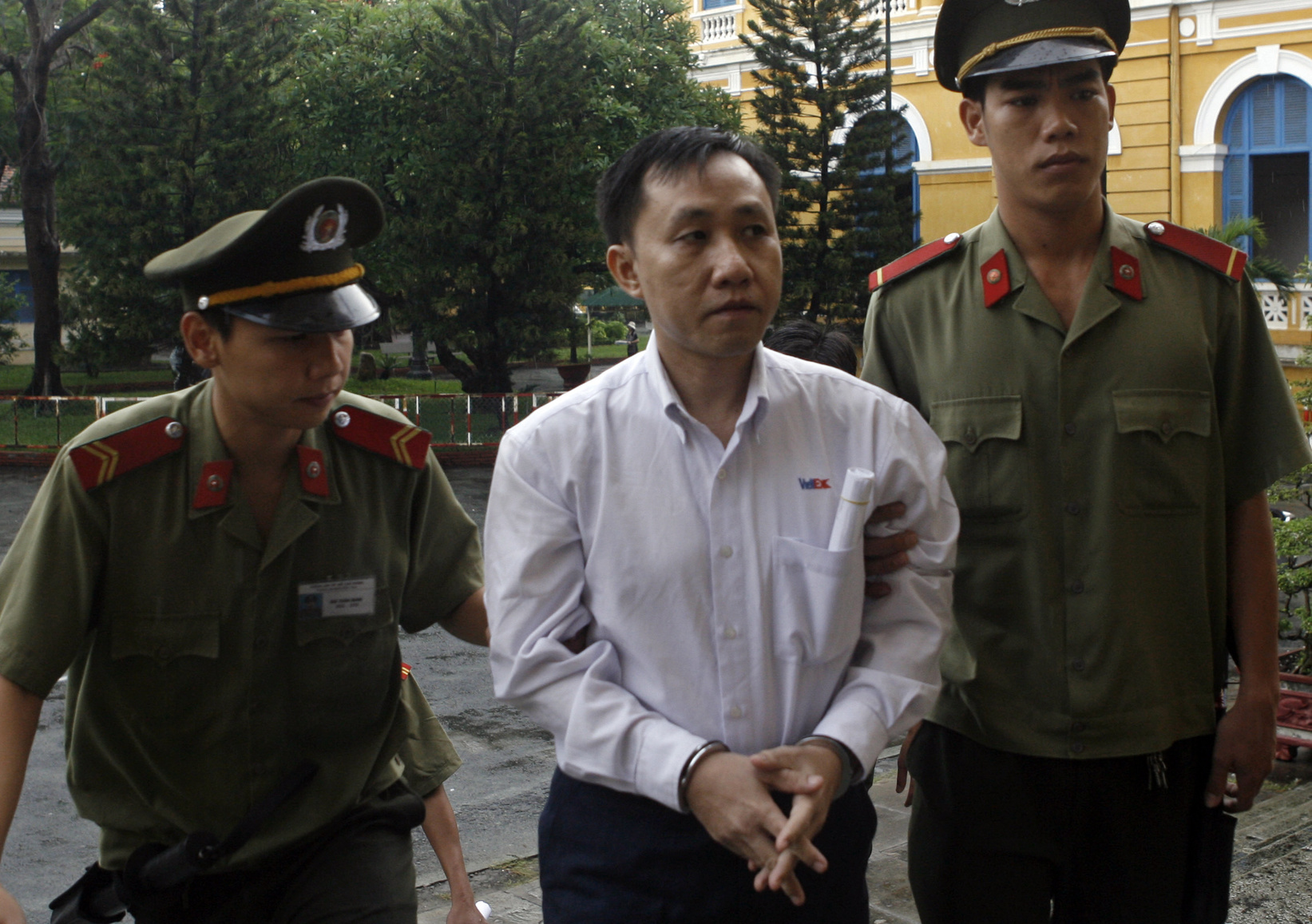 Recognising the remarkable: A call for the release of Nguyen Bac Truyen