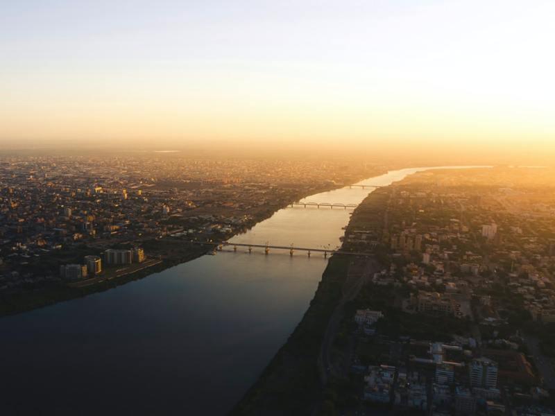 Sudan City View